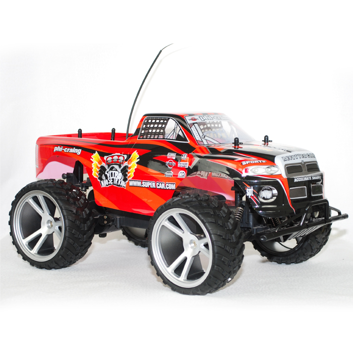 rtr rc monster truck m 1 10 ferngesteuertes auto top. Black Bedroom Furniture Sets. Home Design Ideas